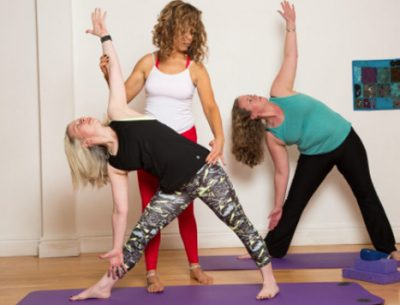 Yoga by Candlelight Private Classes